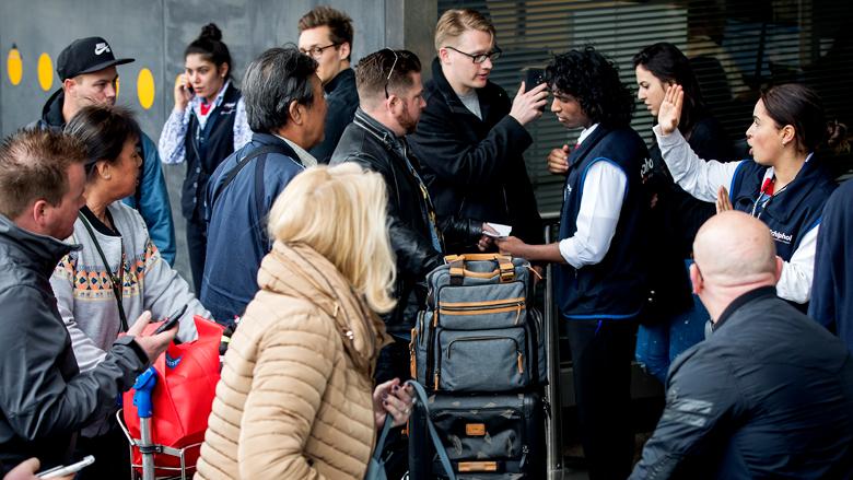 Claims vliegvertraging Schiphol mogelijk ongegrond wegens overmacht
