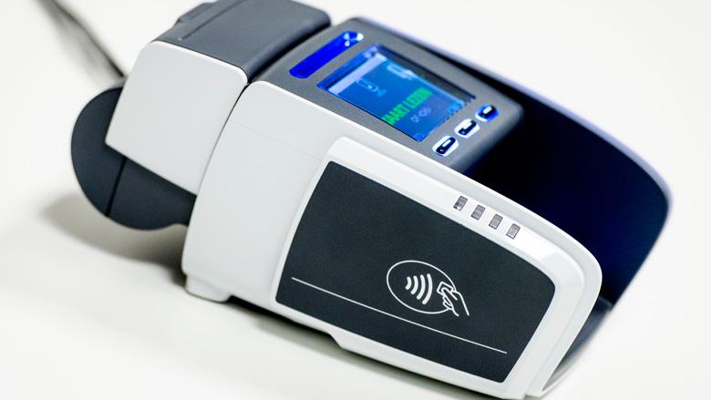 Kun je contactloos betalen met je creditcard?