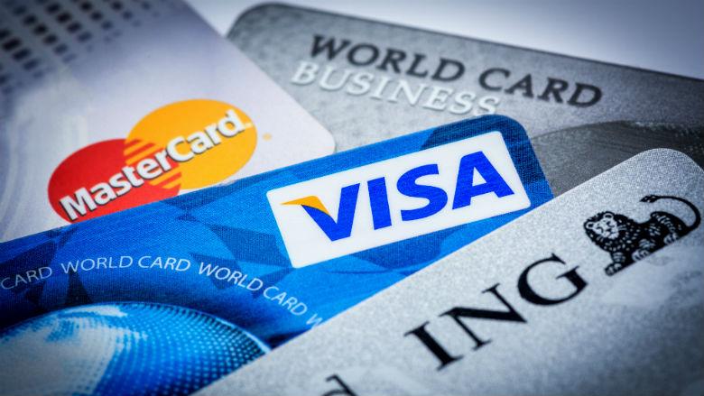Creditcard geblokkeerd bij betalingsachterstand