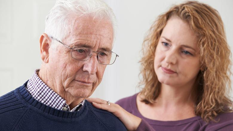 Mantelzorger van dementerende heeft het zwaarder
