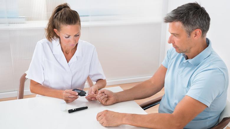 Ander eigen risico bij diabetes? Dan ook voor alle andere chronisch zieken