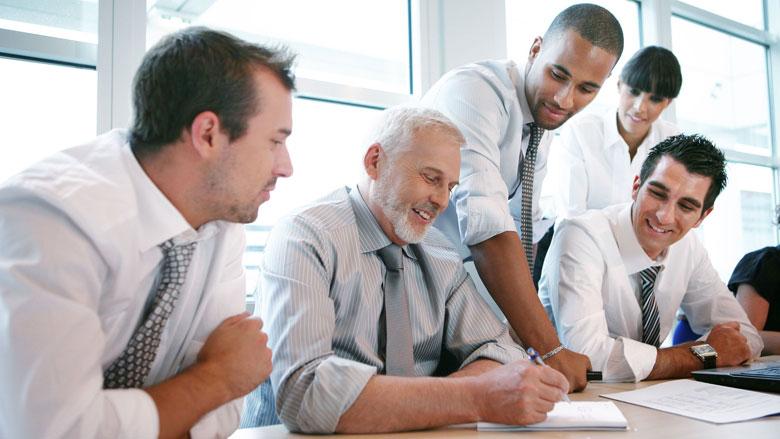 Oudere werknemers meer gestimuleerd om langer door te werken