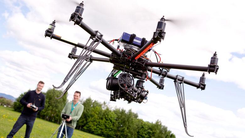 Aantal drone-incidenten is gestegen