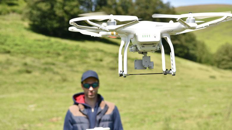 Boetes voor drone-overtredingen gaan niet omhoog