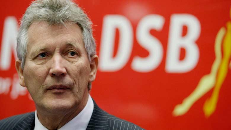 Scheringa betaalt 1 miljoen euro in schikking met curatoren DSB Bank