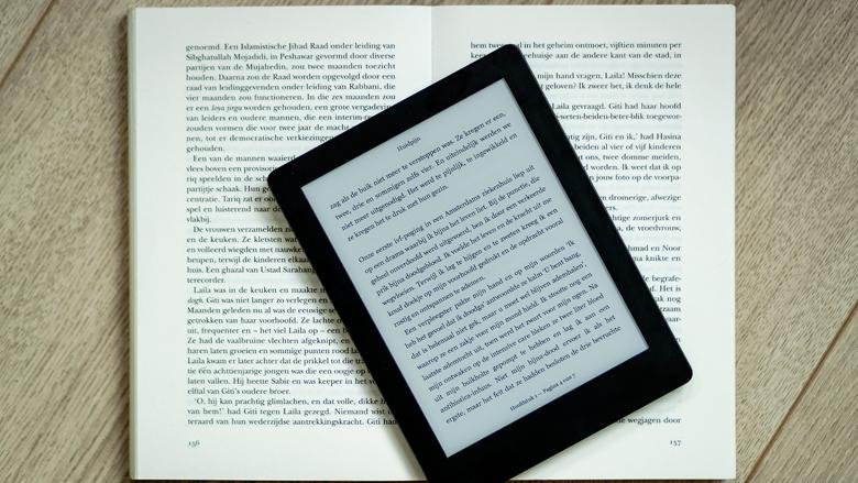 Minder mensen lenen bij bibliotheek, e-books populairder