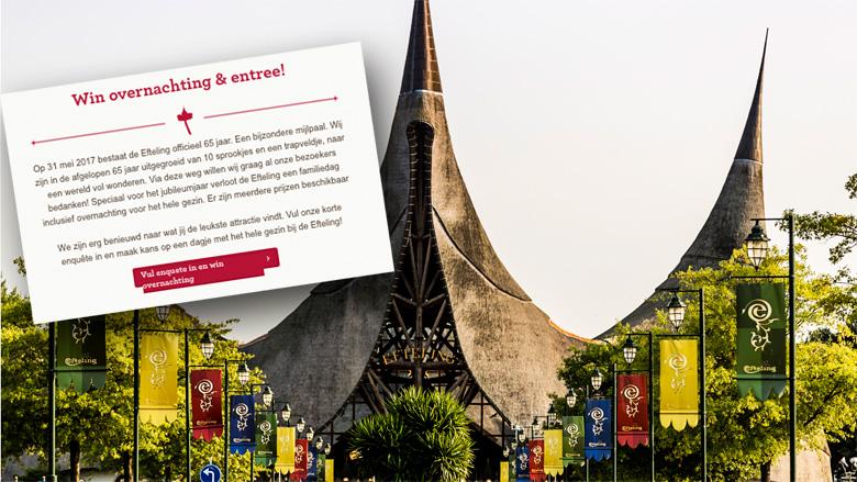 Attentie: Valse mail over Efteling-kaartjes