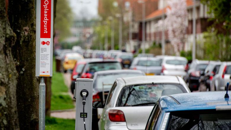 Verkoop elektrische auto's neemt flink toe
