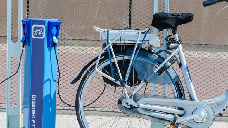 1 op de 3 verkochte fietsen elektrisch