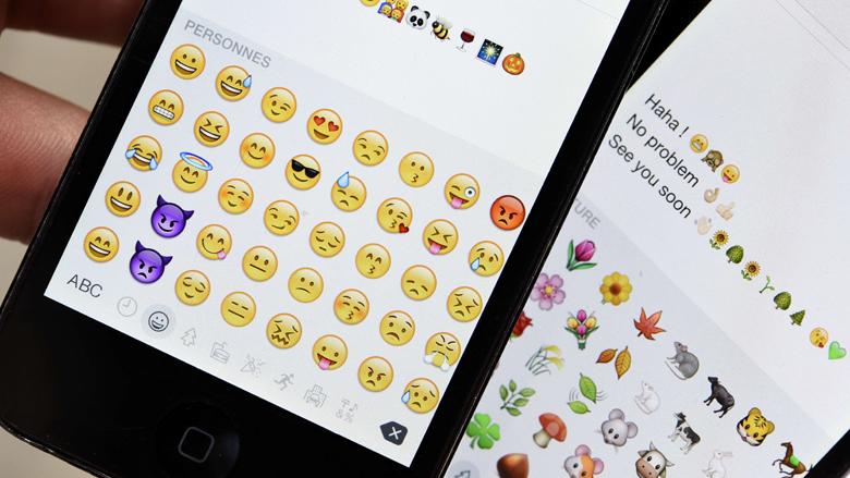 Van angstzweet tot vuiststoot: wat betekenen al die emoji