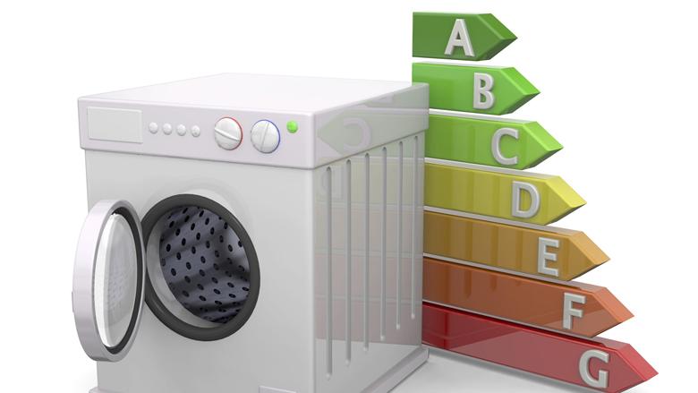 Energielabel huishoudapparaten op de schop