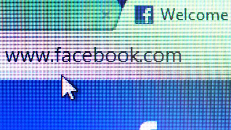 Kun je een virus krijgen via Facebook?