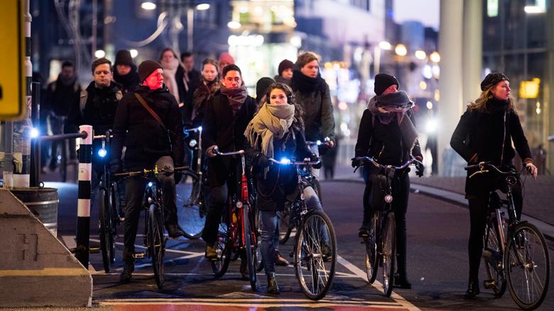 ANWB: 'Gemeenten moeten meer doen aan fietsveiligheid'