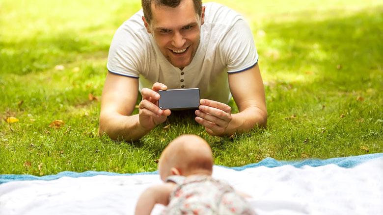 Meerderheid ouders bezorgd om privacy van kind op sociale media