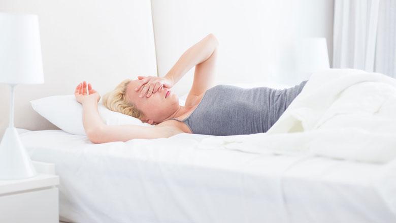 Lang slapen geen garantie voor goede rust