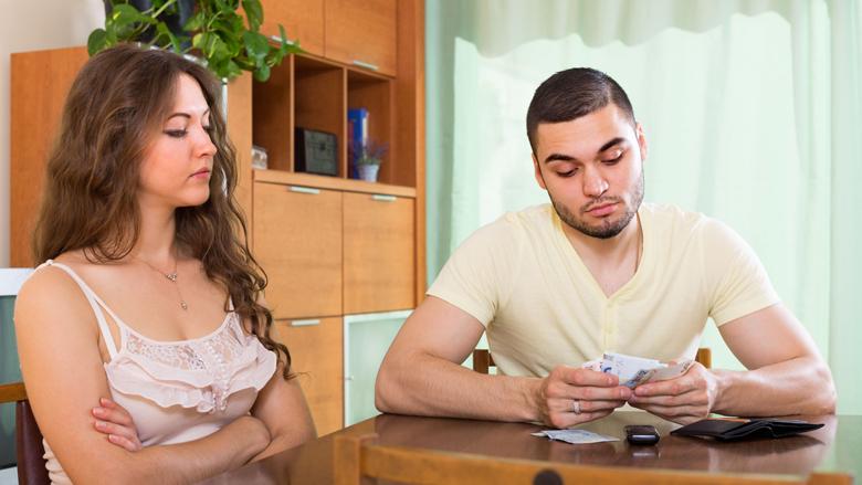 Leen geen geld aan familie en vrienden