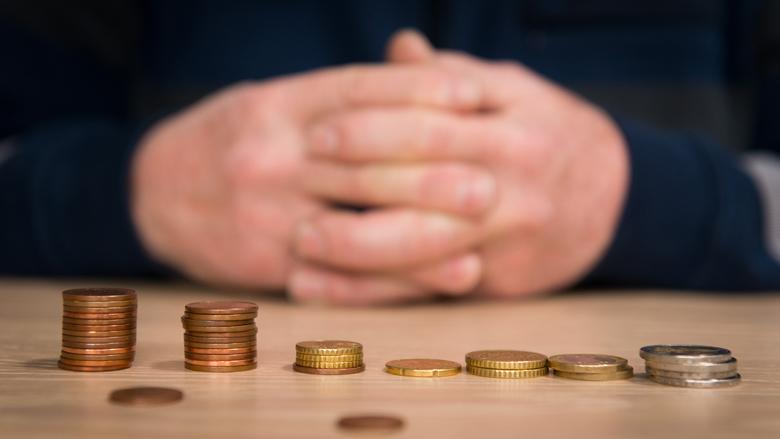'Een op de acht gepensioneerden gaat erop achteruit'