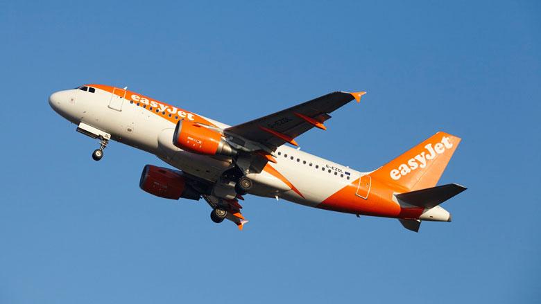 Gifgasfilter easyJet voorkomt schadelijke uitstoot in vliegtuig