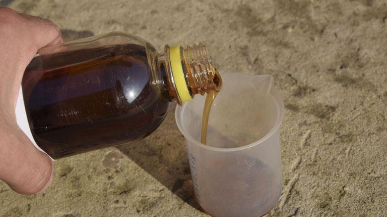 Illegale middelen tegen onkruid op Marktplaats