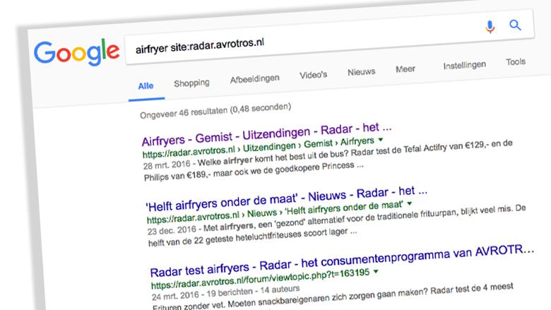 Vind altijd wat je zoekt met deze handige Google-tips
