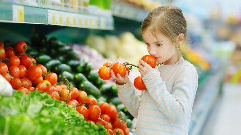 Groente en fruit steeds populairder in supermarkten