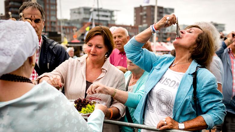 'Gesjoemel met resultaten haringtest van het Algemeen Dagblad'