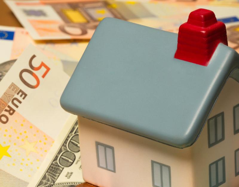 'Huizenprijzen voorlopig in de lift'