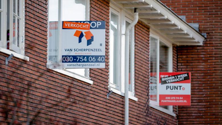 Cbs recordaantal van verkochte woningen in vierde for Huizenverkoop site