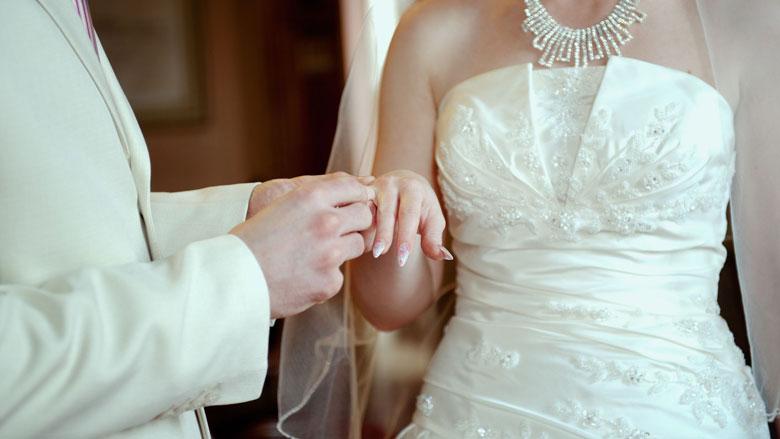 wat is trouwen op huwelijkse voorwaarden