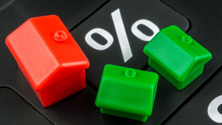 'Woningmarkt kan stijging hypotheekrente opvangen'