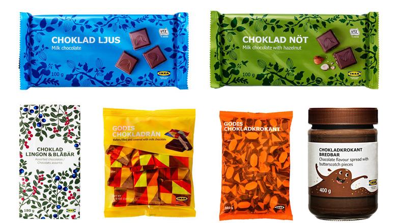 IKEA roept nog meer chocolade terug
