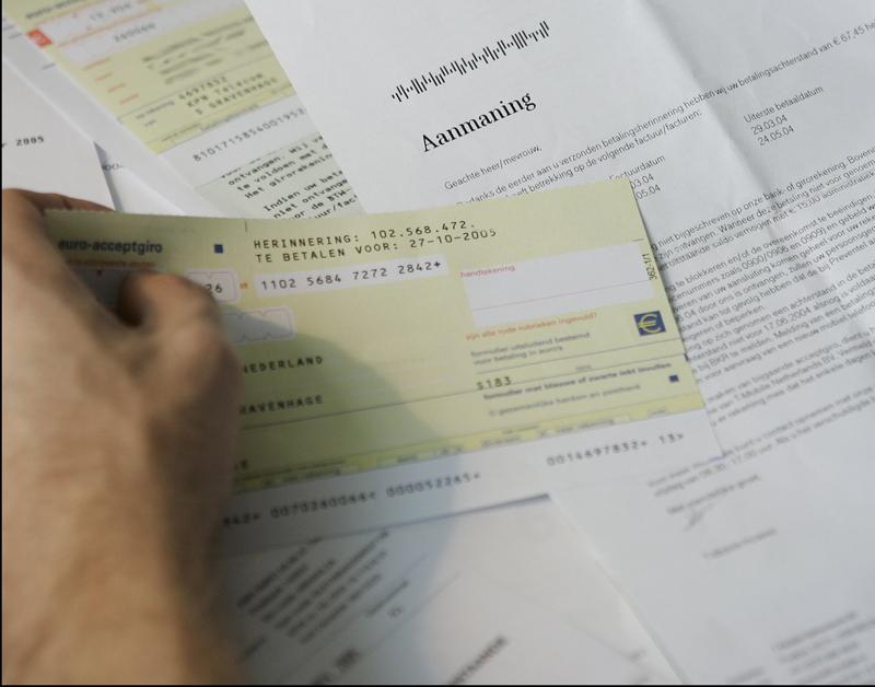 Consumentenbond: eisen stellen aan incassobureaus