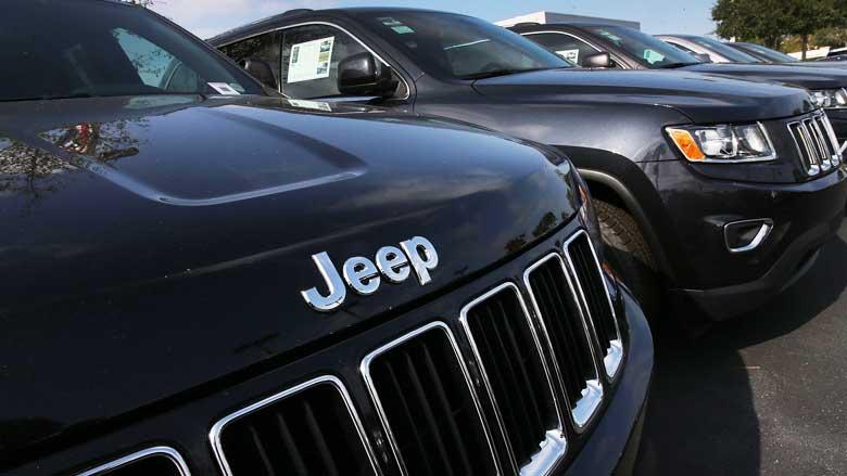'Toch onderzoek naar sjoemelsoftware Jeep Grand Cherokee'