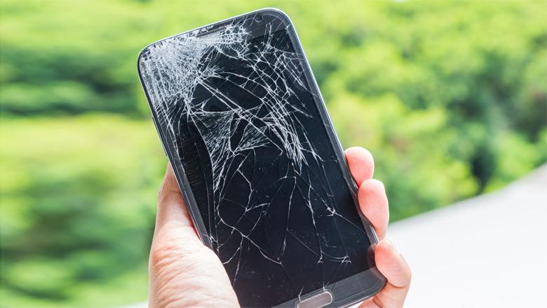 Maandag in Radar: Reparatie kapot telefoonscherm   Nieuwe Europese betaalrichtlijn PSD2