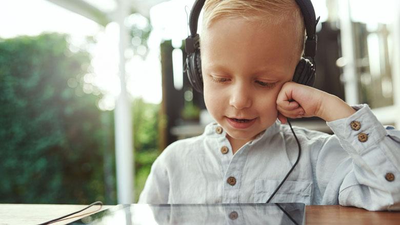 Jonge kinderen hebben steeds vaker gehoorschade