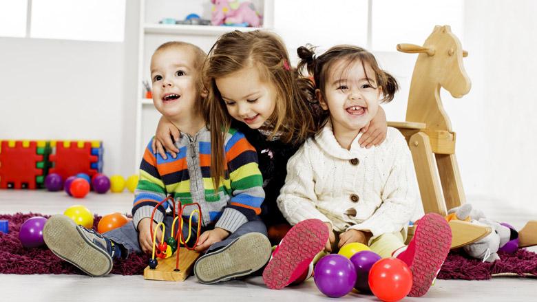 Vanaf 2018 betere kinderopvang en peuterspeelzalen