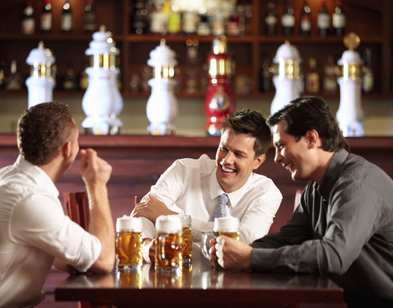 Kroeg legt het af tegen restaurant en hotel