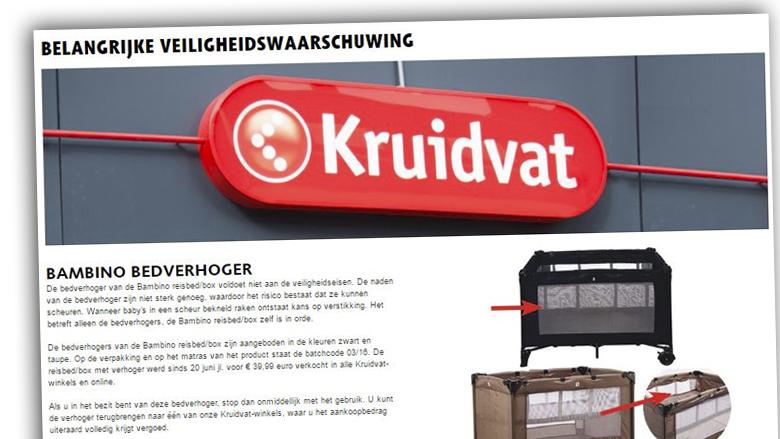 Campingbedje In Elkaar Zetten.Stikgevaar Bambino Reisbed Box Radar Het Consumentenprogramma