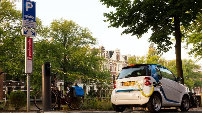 Onduidelijkheid over prijs laden elektrische auto