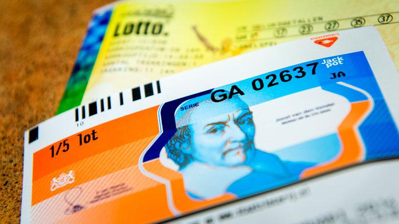 Websites loterijen enkele dagen offline