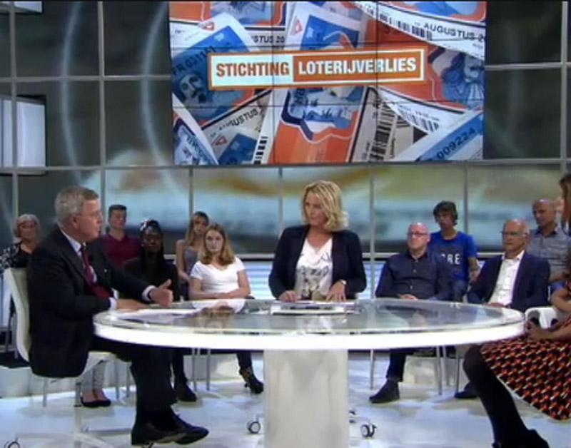 Geen compensatie via Stichting Loterijverlies