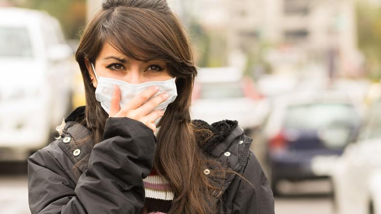 Longfonds wil aandacht voor inademen ongezonde lucht