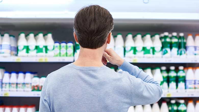 Consument niet op de hoogte van daling melkprijs