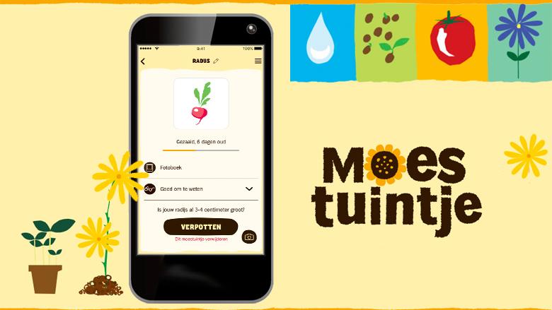 App Review Ah Moestuintje Een Handige Tuinhulp Radar Het