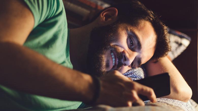 Hoe stel je een nachtmodus in op je smartphone?