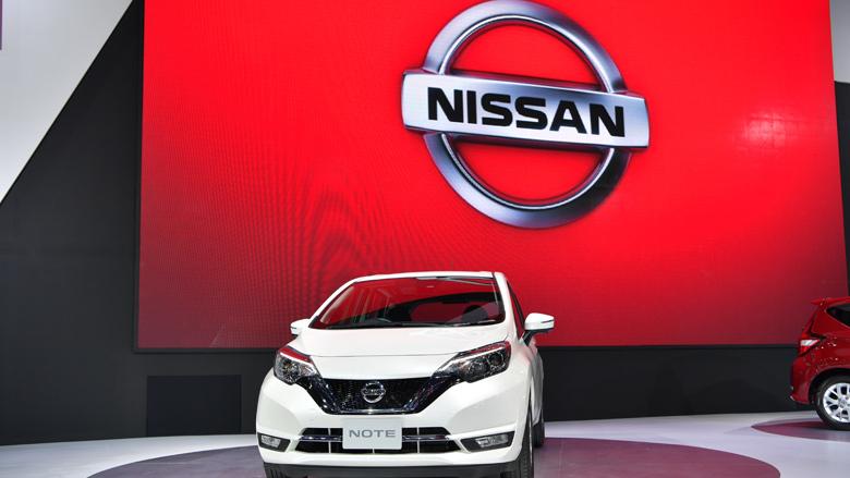 Nissan vervalste uitstootgegevens auto's