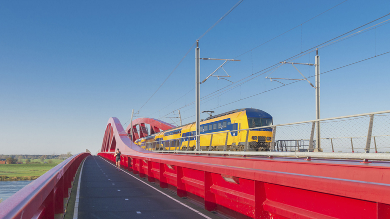 'Sneller reizen binnen de Randstad'