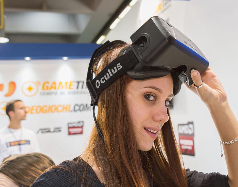 Virtual reality is een luxe voordat het de norm wordt