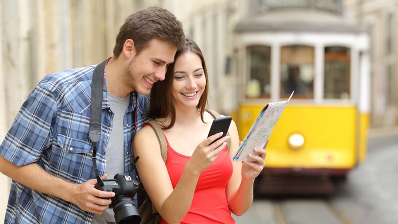 Vind gemakkelijk de weg in het buitenland met offline navigatie-apps