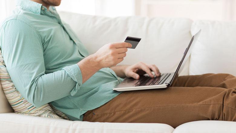 Bijna 60 procent online bestellingen bij buitenlandse webshops